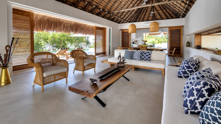 Private Beach Villa in Baru, Colombia